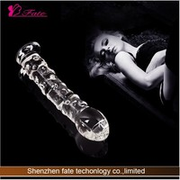 Sexy art female sex toys large glass dildos realistic large glass dildo in sex products