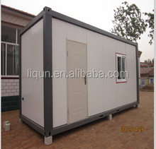 2015 flat pack container houseground container house modular container house