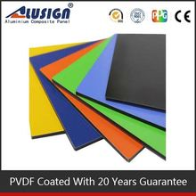 Alusign elegant and graceful durable acp fire rated sandwich panel