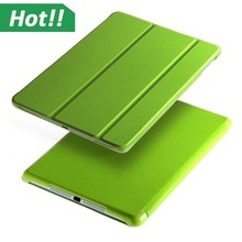 Slim Magnetic Leather Smart Cover Hard Back Case For iPad Air 2 3 4 mini