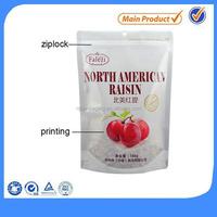 wholesales alibaba high quality custom resealable mylar ziplock bags