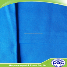 suppliy 235 gsm brushed twill fabric for workwear