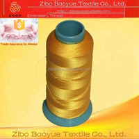 Lubricated Knotless Dyed Pattern 120d/2 polyester embroidery thread