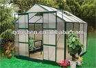 Alumínio com efeito de estufa/casa verde/estufas agrícolas