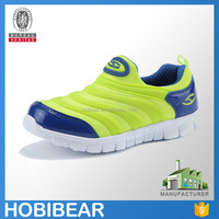HOBIBEAR 2015 new design slip on casual shoes fashion child wholesale shoe