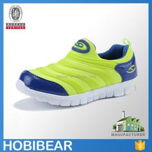 HOBIBEAR 2015 new design slip on casual shoes fashion child wholesale shoe