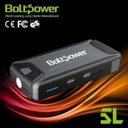 2015 BoltPower portable K3 solar power battery charger for 6000cc gasoline engines