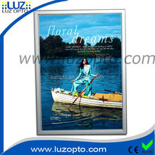 lighted motion picture,aluminum poster clip,plastic poster board