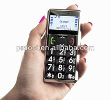 mp3 FM torch simple function senior cellphone with SOS function
