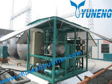 ZJA High Vacuum Extremely Requirement Insulation Oil Purification Machine