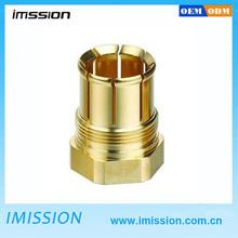 CNC Machining customized precision brass universal joint