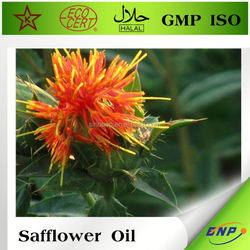 Gmp Certificated Safflower Seed Oil Softgel