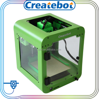 Christmas gift 3d printer price hot sale super mini printer 3d manufacturer createbot brand desktop 3d candle printer
