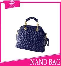 2015 Fashion Cheap Weave Designer Fashion Korean Women's Hobo PU leather handbag Tote shoulder Bag women Wholesale