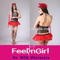 no hay moq sin respaldo baratos para mujer mujer traje de pirata transparente