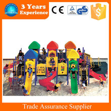 colorful!! children giant outdoor commercial garden play house