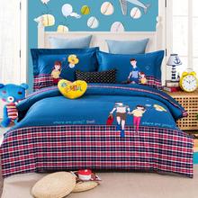 cotton sheet set,down proof comforter