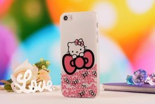 HOT Sale Cartoon Mobile Phone Cover for iPhone 4; iPhone 5; iPhone 6/6+