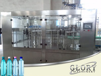 2015 hot sale automatic complete pure water bottling machine