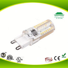 Alibaba Express China Top Sell Crystal Chandelier Bulb Mini G9 LED 3W