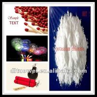 China Potassium chlorate price for sale