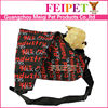 Dog Cat Pet PortableStripe Carrier Shoulder Handbag Puppy Carriers
