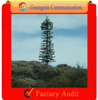 30m plants pine trees communication tower conceal antenna landscape tower for sell