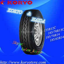 Tyre of light truck &mini van tyre 155R12C passenger cat tyre