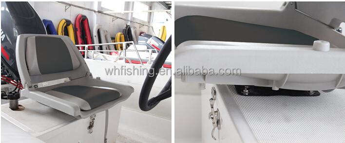 R glable chaise si ge pliable pour bateau pneumatique for Chaise gonflable