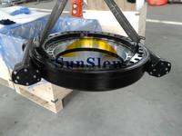 SD14-2 dual worm gear hydraulic slewing drive