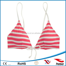 sailer strip-tie frant french export swimwear bikini