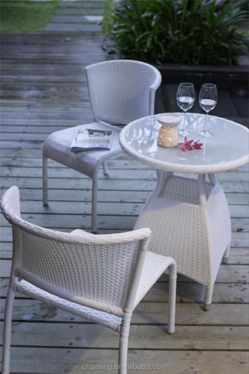 tüm hava rattan hasır ucuz balkon mobilyaları-Rattan / Wicker ...