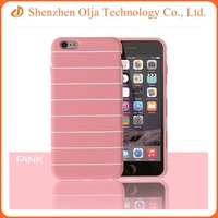 New style soft silicone cell phone case for apple iPhone 5