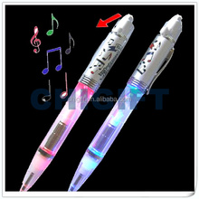 Colorful Musical LED Pen