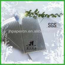 factory supply aluminum foil coated paper