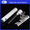 Ferro Rod Magnesium Flint Fire Starter Firesteel with Metal Case