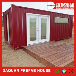 Log cabins prefab container house,prefabricated homes , green house