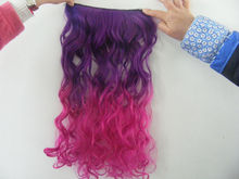 wholesale popular Curly Heat Resistant Synthetic Hair