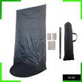 Hikosky profesional centro de bronceado cortina que cuelga, colgante negro spa tienda de campaña DU-337