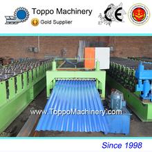 European Standard High Rib Metal Roof Sheet Machine Factory