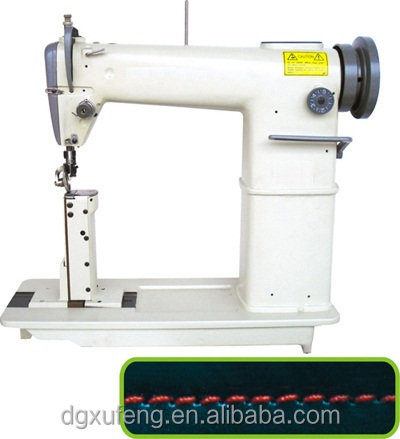 post bed sewing machine used