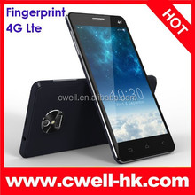 Star C3000 Touch Fingerprint Sensor Android Smartphone 4G LTE Mobile 13.0MP Camera 5.0 Inch IPS China Brand Name Mobile Phone