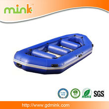 0.9mm PVC 4.3M Inflatable Boat Inflatable Dive &Fishing Boat Raft Power Boat