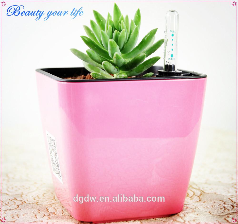 atacado planta de plástico vasos berçário suculentos para