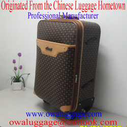 EVA Soft Luggage with Various Colors Guangzhou Factory S-003