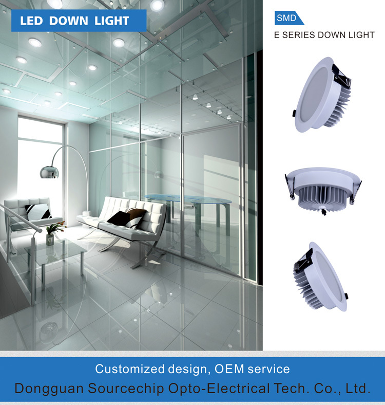 5w high lumen led downlight tuning light ,Epistar chips led downlight, led downlight 5630