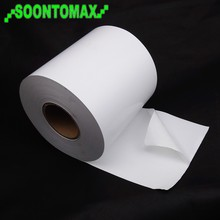 80g semi gloss self adhesive paper for medicine label