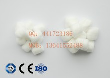 100% cotton balls Water absorbing balls medical cotton balls