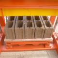 معدات البناء التي تجعل كتلة ماكينة كتلة خرسانية qt4-40