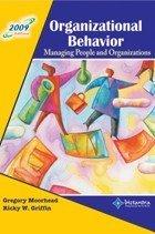 كتاب السلوك التنظيمي (إدارة الأفراد والمنظمات)